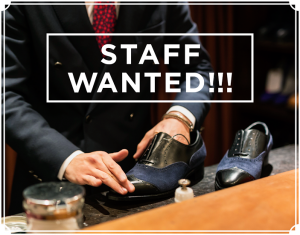 STAFF WANTED !!!