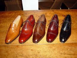 ガジアーノの代表的な靴達.jpeg