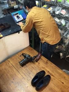 靴磨きの本2