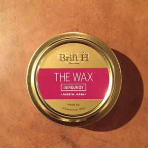 THE WAX BUG